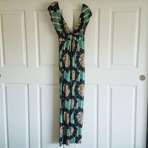 T-bags long maxi dress xs